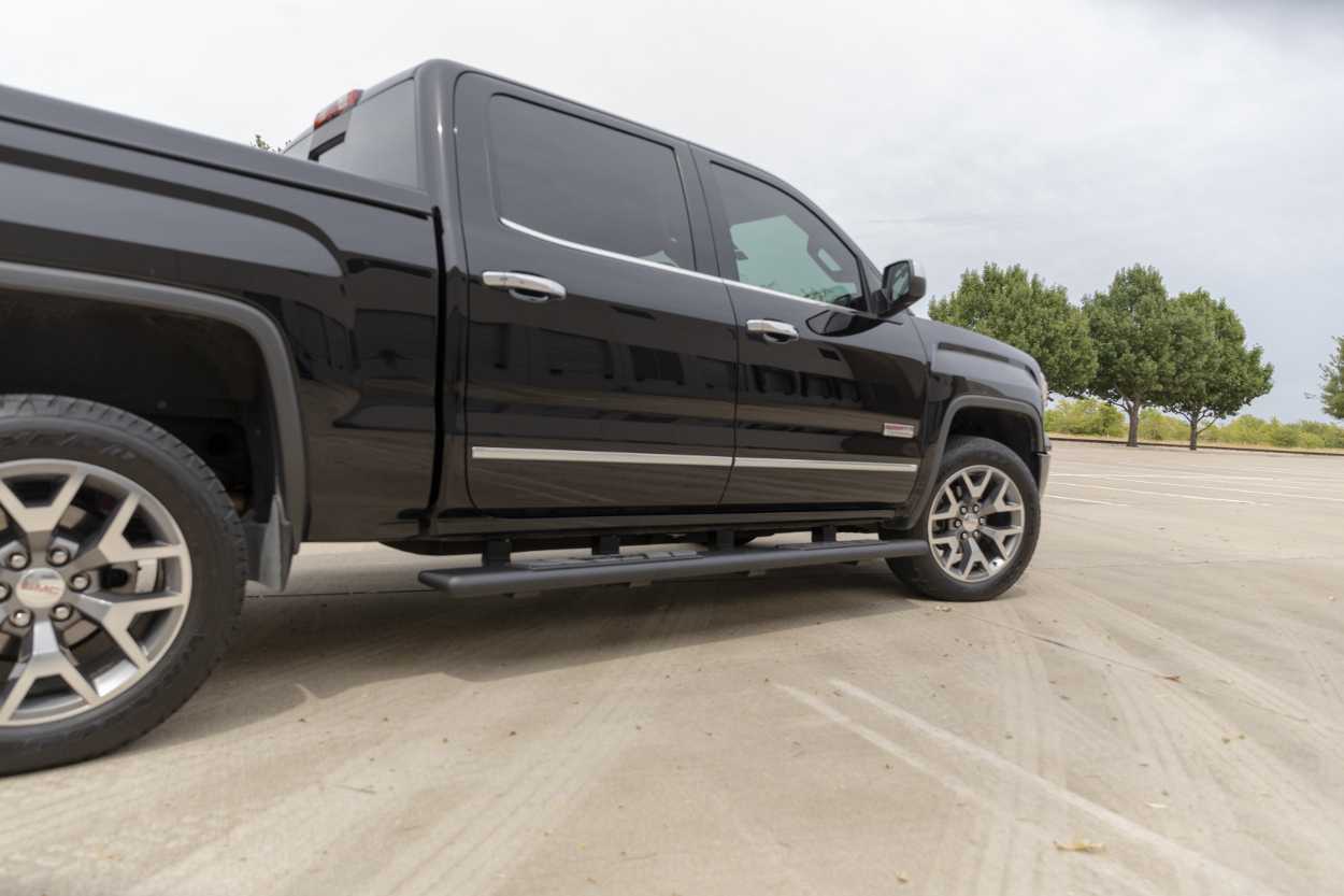 Photo of Should I put running boards on my truck?