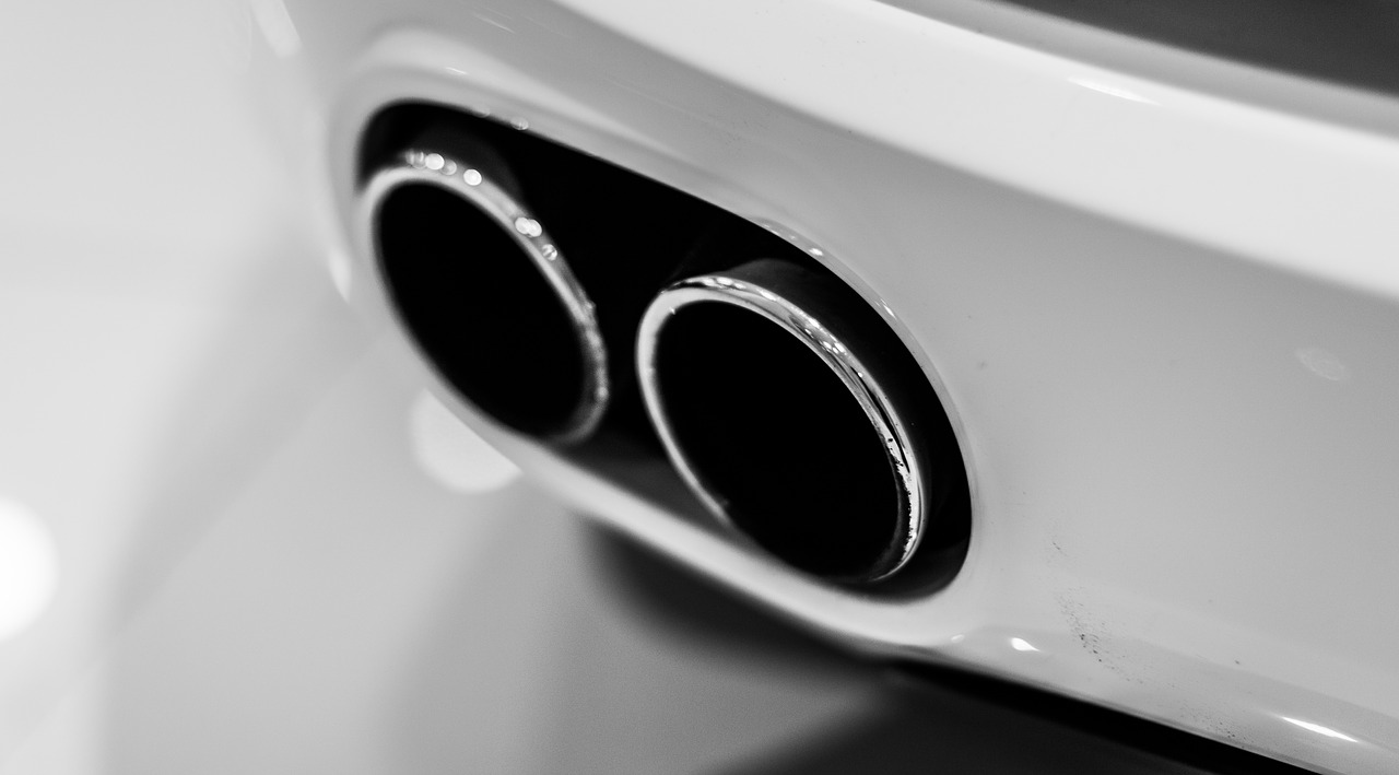 Photo of Do exhaust tips make your truck louder?