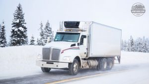 How to winterize a truck for storage