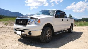 can you convert a 2wd f150 to 4wd
