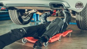 does lowering a truck void warranty