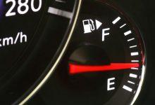 Photo of Why is my fuel gauge stuck on half?