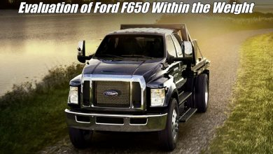 Photo of How Much Does Ford F650 Weight