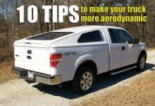 Photo of How to Make Your Truck More Aerodynamic