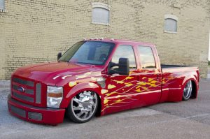 Should My Truck Have Positive Camber
