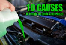 Photo of What Causes a Truck to Leak Antifreeze