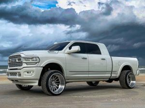 How Does a Leveling Kit Affect Your Truck