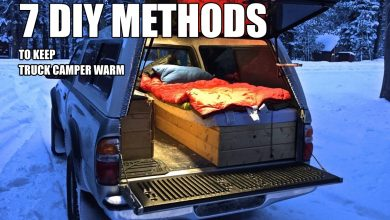 Photo of How To Keep A Truck Camper Warm?