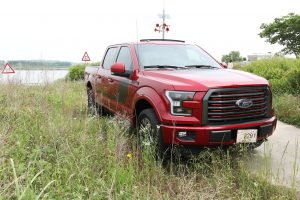 Does Ford F150 Have Heads Up Display